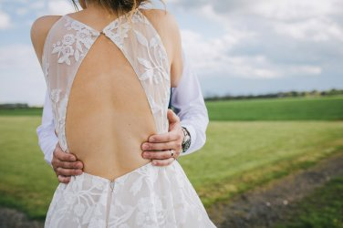 A Rustic Wedding at Barmbyfield Barns (c) Amy Jordison Photography (43)