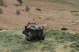 A Rustic Wedding in Scotland (c) Fox & Bear Photography (28)