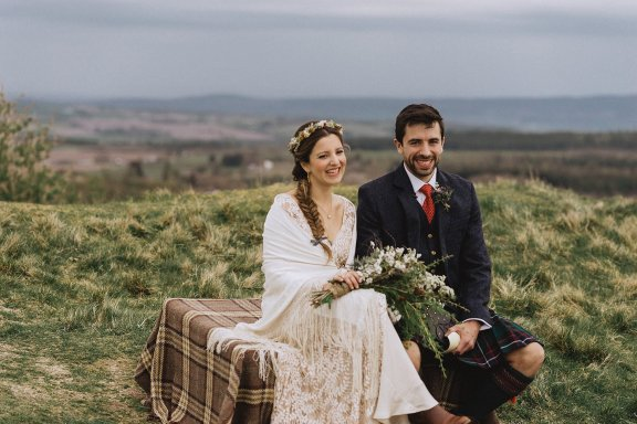 A Rustic Wedding in Scotland (c) Fox & Bear Photography (30)