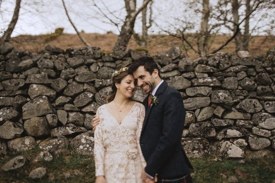 A Rustic Wedding in Scotland (c) Fox & Bear Photography (48)