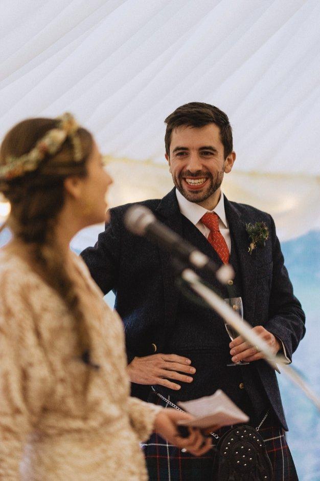 A Rustic Wedding in Scotland (c) Fox & Bear Photography (53)