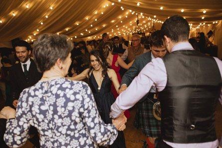 A Rustic Wedding in Scotland (c) Fox & Bear Photography (59)