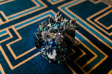 An Art Deco Bridal Shoot (c) Anna Beth Photography (2)