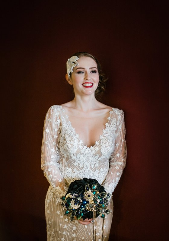An Art Deco Bridal Shoot (c) Anna Beth Photography (26)