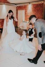 An Industrial Wedding at New Craven Hall (c) Lissa Alexandra Photography (36)