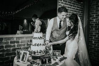An Industrial Wedding at New Craven Hall (c) Lissa Alexandra Photography (38)