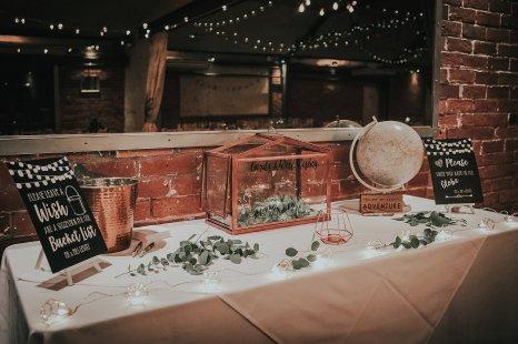 An Industrial Wedding at New Craven Hall (c) Lissa Alexandra Photography (7)