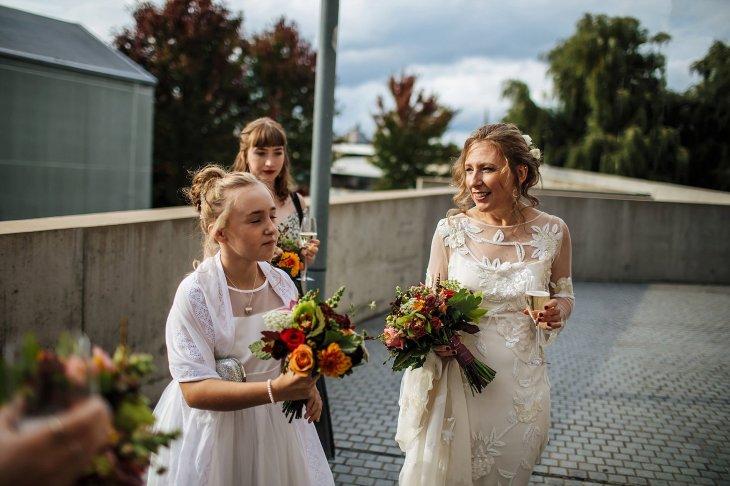 An autumn wedding at The Hepworth Wakefield (c) Matt Sim Photograohy (47)
