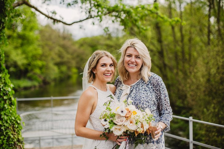 Rosa Clara for a Stylish Wedding at The West Mill (c) S6 Photography (116)