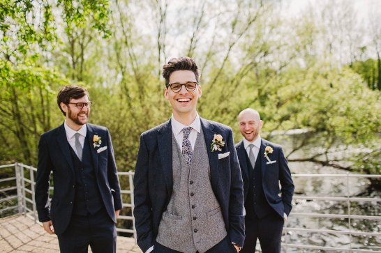 Rosa Clara for a Stylish Wedding at The West Mill (c) S6 Photography (119)