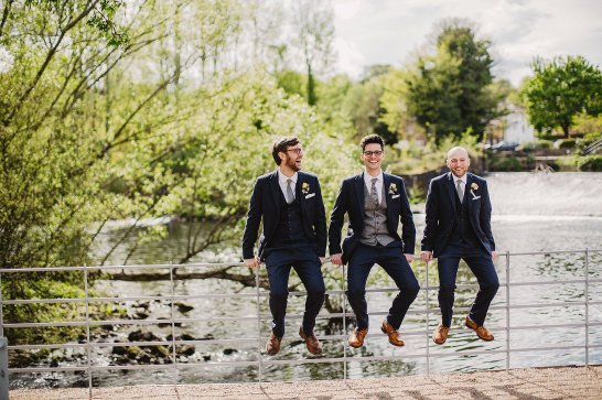 Rosa Clara for a Stylish Wedding at The West Mill (c) S6 Photography (120)