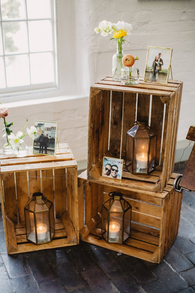 Rosa Clara for a Stylish Wedding at The West Mill (c) S6 Photography (125)