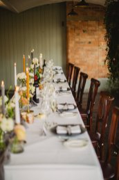 Rosa Clara for a Stylish Wedding at The West Mill (c) S6 Photography (131)