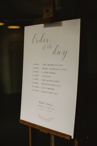 Rosa Clara for a Stylish Wedding at The West Mill (c) S6 Photography (16)