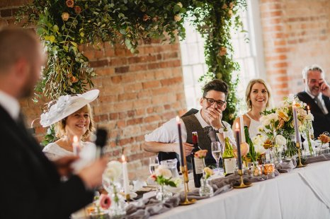 Rosa Clara for a Stylish Wedding at The West Mill (c) S6 Photography (166)