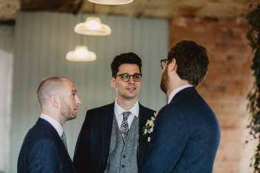 Rosa Clara for a Stylish Wedding at The West Mill (c) S6 Photography (61)
