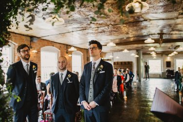 Rosa Clara for a Stylish Wedding at The West Mill (c) S6 Photography (62)