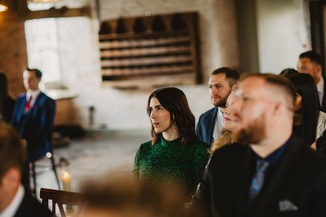 Rosa Clara for a Stylish Wedding at The West Mill (c) S6 Photography (76)