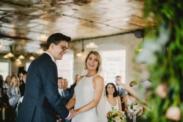 Rosa Clara for a Stylish Wedding at The West Mill (c) S6 Photography (84)