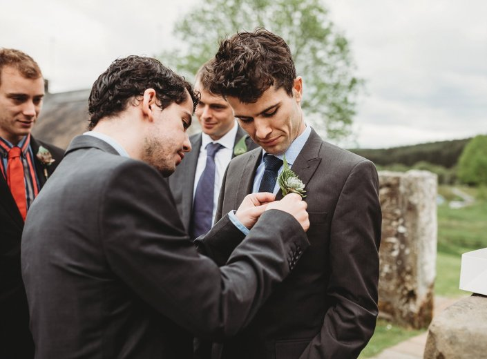 A Rustic Wedding in Northumberland (c) Fiona Saxton (37)