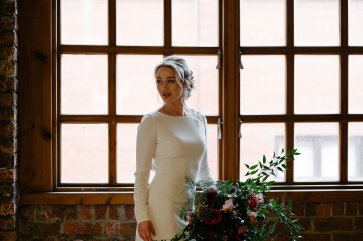 An Urban Styled Bridal Shoot at The Biscuit Factory (c) Dan McCourt (24)