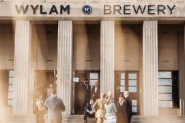 A Cool Wedding at Wylam Brewery (c) Fiona Saxton (97)