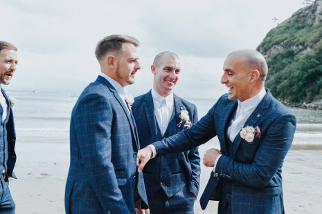 A Relaxed Beach Wedding in North Wales (c) Bobtale Photography (39)