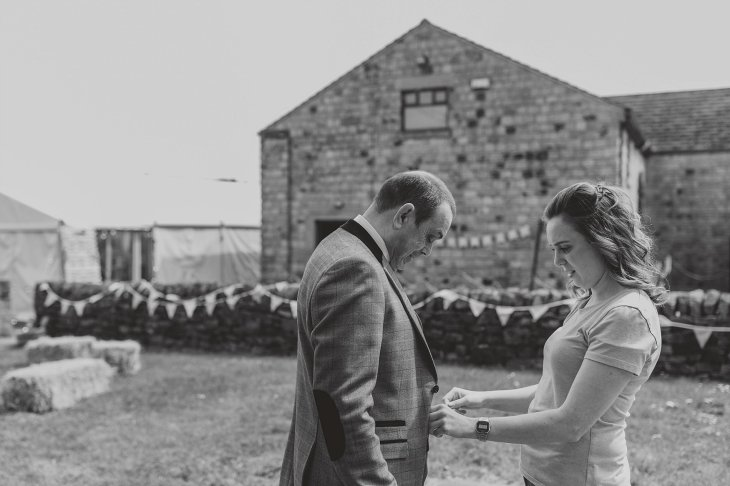 A Relaxed Wedding at Foxholes Farm (c) Stevie Jay Photography (10)
