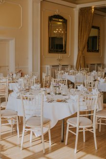 An Elegant Wedding at Ednam House (c) Rosie Davison Photography (47)