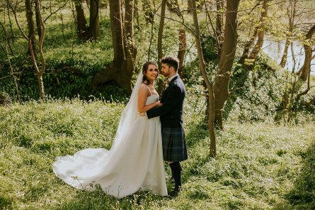 An Elegant Wedding at Ednam House (c) Rosie Davison Photography (54)