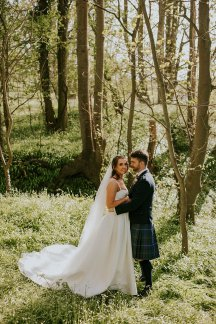 An Elegant Wedding at Ednam House (c) Rosie Davison Photography (55)