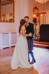 An Elegant Wedding at Ednam House (c) Rosie Davison Photography (85)