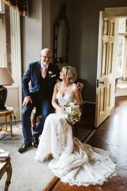 An Elegant Wedding at Ellingham Hall (c) Margarita Hope (22)