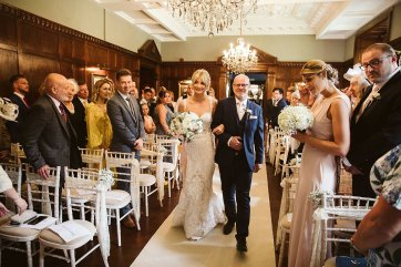 An Elegant Wedding at Ellingham Hall (c) Margarita Hope (26)