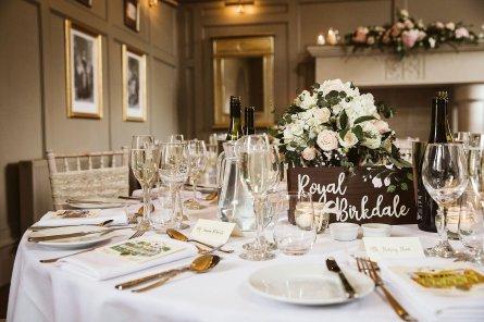 An Elegant Wedding at Ellingham Hall (c) Margarita Hope (41)