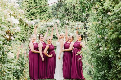 A Classic Wedding at Lartington Hall (c) Helen Russell Photography (25)