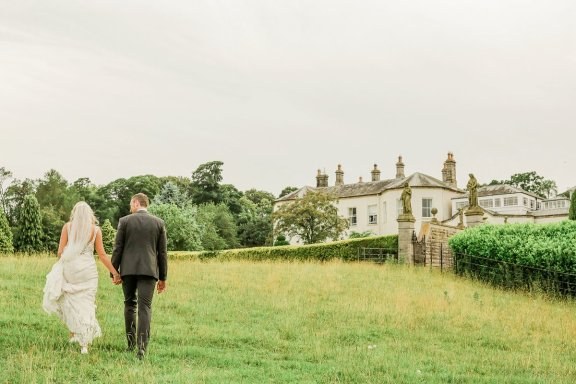 A Classic Wedding at Lartington Hall (c) Helen Russell Photography (59)