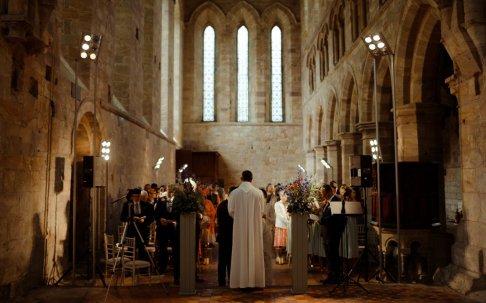 A Colourful Wedding at Brinkburn Northumberland (c) Beneath The Pines (26)