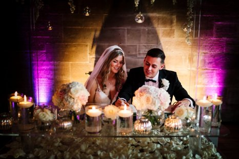 A Glamorous Wedding at Peckforton Castle (c) Madison Picture (42)