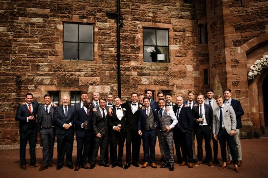 A Glamorous Wedding at Peckforton Castle (c) Madison Picture (63)