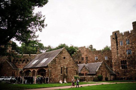 A Glamorous Wedding at Peckforton Castle (c) Madison Picture (64)