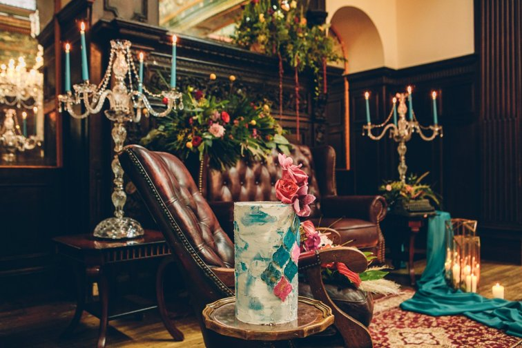 A Luxurious Styled Shoot at Wortley Hall (c) Mark Tierney Photography (10)