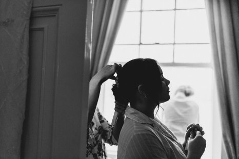 A White Wedding at Somerford Hall (c) Wyldbee Photography (27)