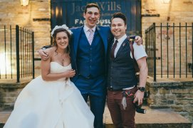 An Industrial Style Wedding at The Arches (c) Joel Skingle (51)