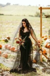 Halloween Bridal Shoot (c) Freya Raby (10)