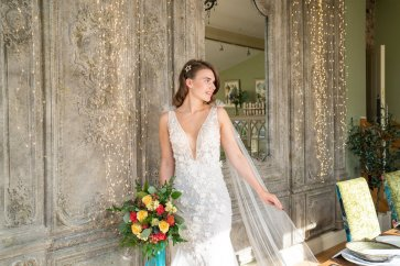 A Botanical Styled Shoot at The Manor Rooms (c) Stewart Barker (13)