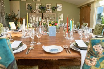 A Botanical Styled Shoot at The Manor Rooms (c) Stewart Barker (6)