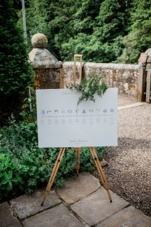 A Boho Wedding at Brinkburn Priory (c) Rachael Fraser (2)