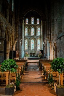 A Boho Wedding at Brinkburn Priory (c) Rachael Fraser (4)