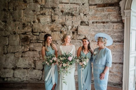 A Boho Wedding at Brinkburn Priory (c) Rachael Fraser (41)